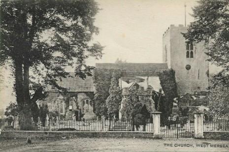 Parish Church of St. Peter and St. Paul, West Mersea, Essex
