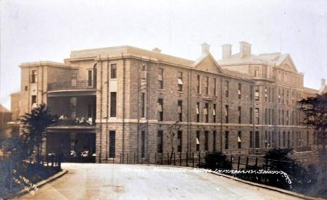 Sheffield Royal Informary, Upperthorpe