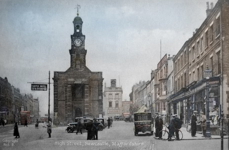 High Street, Newcastle under Lyme