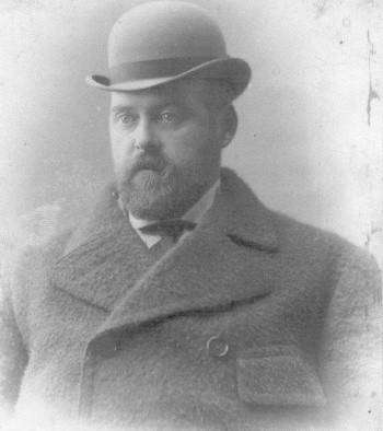 Police Constable, later Detective Inspector, John Burford