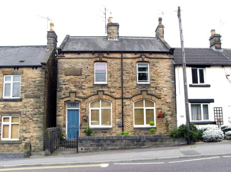 Totley Police Station, 331 Baslow Road