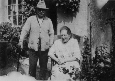 Martin and Flora Atherton