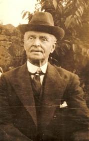 Walter Ashworth, Reginald's father