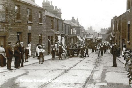 Bridge Street, Swinton, Yorkshire