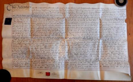 The 1805 Indenture