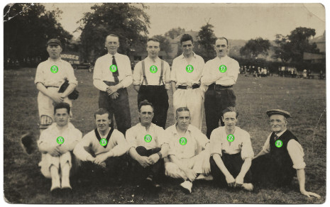 Photograph 2. Bowling team.
