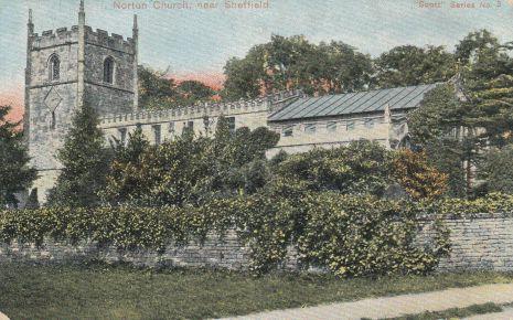 St. James Parish Church, Norton