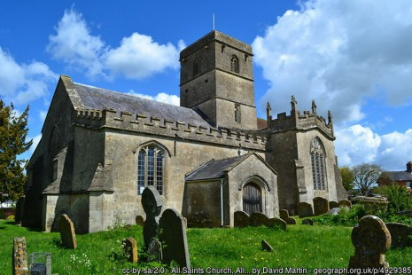 All Saints Church, All Cannings, Wiltshire