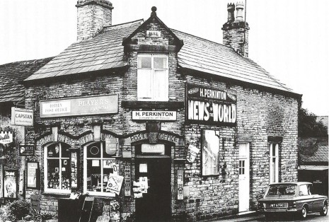 Totley Post Office, 337 Baslow Road