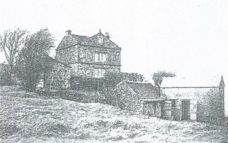 Thickwood Lodge in 1927 sale brochure