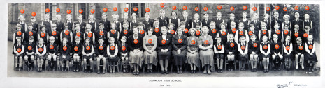 Norwood High School, 1952