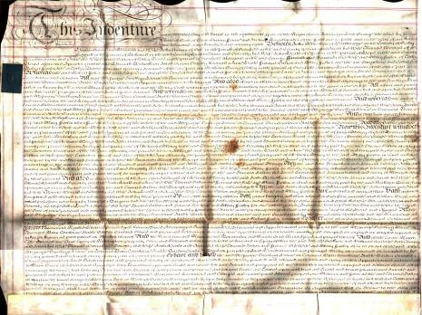Conveyance, 3rd March 1778, part 1