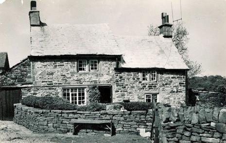 Lower Bents Farm, circa 1957