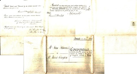 Conveyance dated 25 March 1861, part two