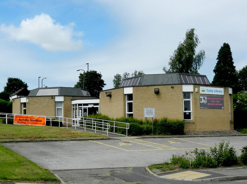 Image result for Totley library